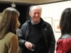 You never know when KPS Poet Advisor  Billy Collins will show up at a KPS reading!