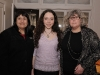 JJHS Assistant Principal Lisa Kor, Hannah Jean Sfreddo , JJHS Principal Ellen Doherty